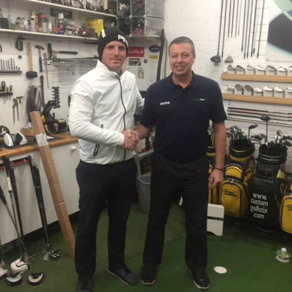 Matt Wallis Golfer